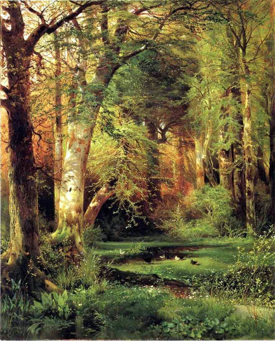 http://www.bjl-multimedia.fr/real_tv/Thomas-Moran_Forest-Scene.jpg