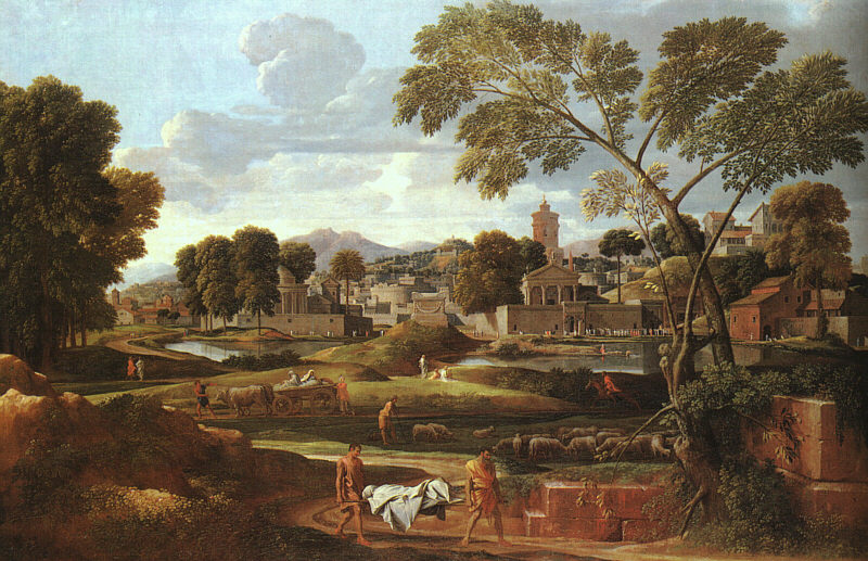 Image result for poussin paintings
